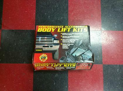 1984 1986 Nissan 720 Body Lift Kits 4033 Performance Accessories