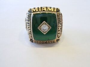 1989-University-of-Miami-Hurricanes-Sugar-Bowl-Championship-Ring-Authentic