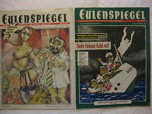 1990 eulenspiegel wochenzeitung f r satire und humor for Spiegel wochenzeitung