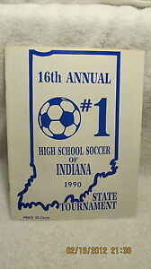 Ohio High School Soccer Tournament