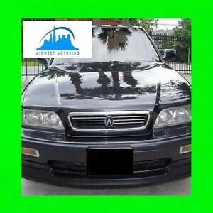 Acura Warranty on 1995 Acura Legend Chrome Trim For Grill Grille W 5yr Warranty   Ebay
