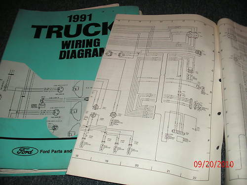 Ford F800 Wiring Diagrams