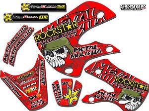 1993 1994 1995 cr 80 graphics kit honda cr80 93 94 95 deco decals stickers ebay