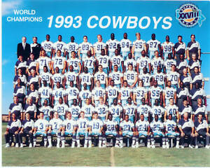 1993 DALLAS COWBOYS 8X10 TEAM PHOTO WORLD CHAMPIONS VINTAGE FOOTBALL TEXAS NFL in Sports Mem, Cards & Fan Shop, Vintage Sports Memorabilia, Photos | eBay