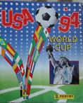 1994 PANINI VOETBAL ALBUM WORLD CUP USA 94 VOLLEDIG