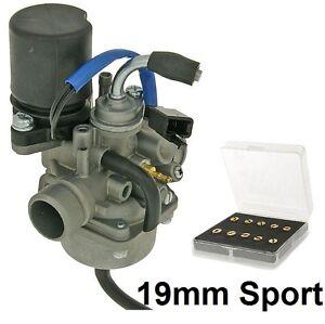 19mm phva sport vergaser kit sachs speedforce r speedjet. Black Bedroom Furniture Sets. Home Design Ideas