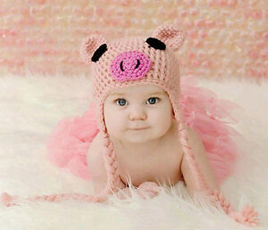 Just be happy!: Baby Beanie Hat with Bear Ears Free Pattern