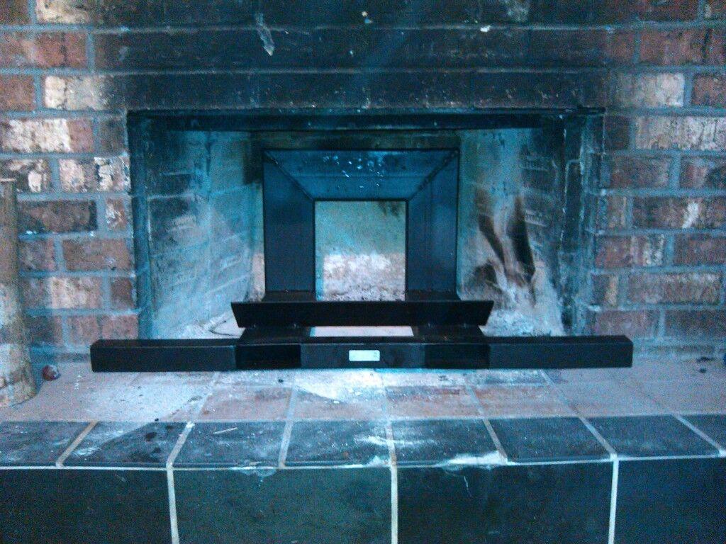 Fireplace Grate Heater Furnace Blower Tube Heat Exchanger