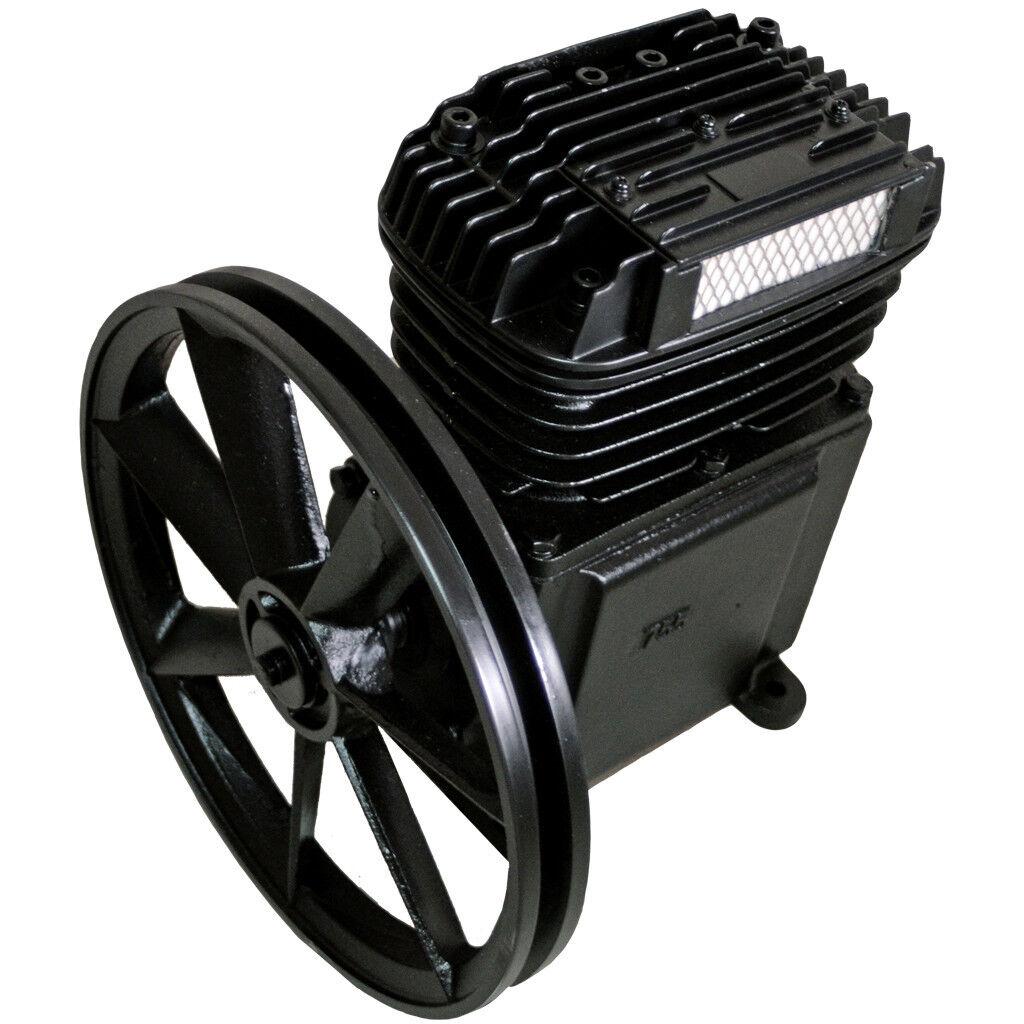 2 5 hp air compressor pump 155 psi cast iron replacement for 2 hp compressor motor