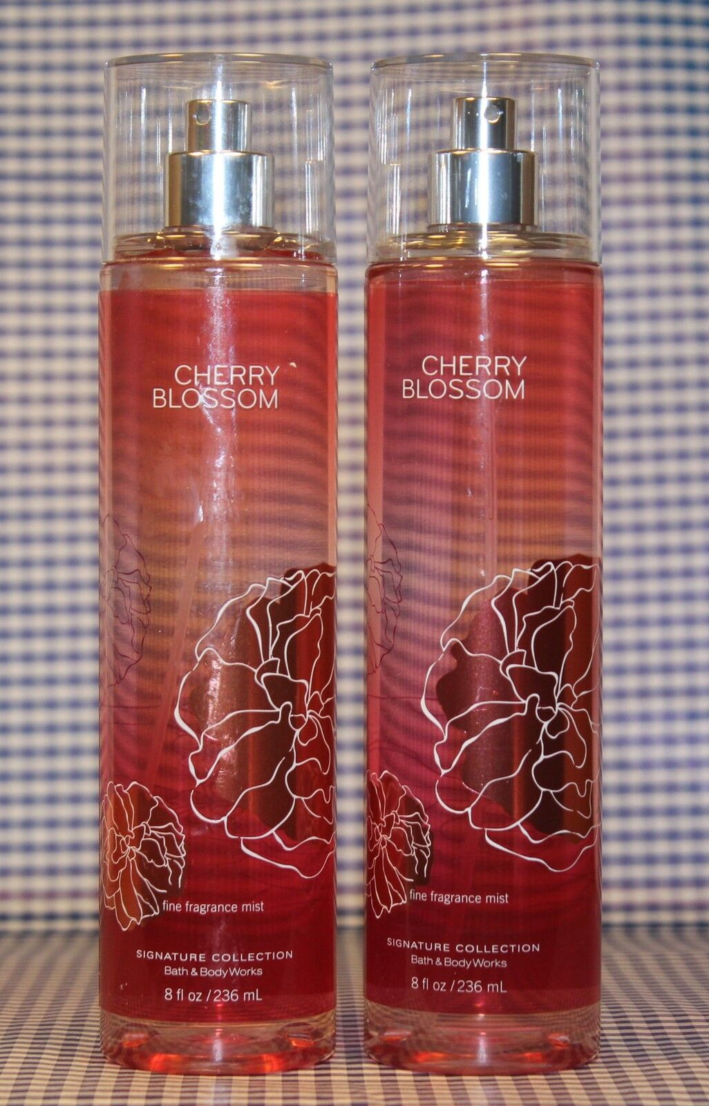 2 Bath Amp Body Works Cherry Blossom Fine Fragrance Mist