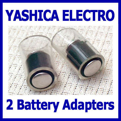 2 Battery Adapters for Yashica Electro G, GS, GT, GSN, GTN, GL, MG-1, and AX in Cameras & Photo, Film Photography, Film Cameras | eBay