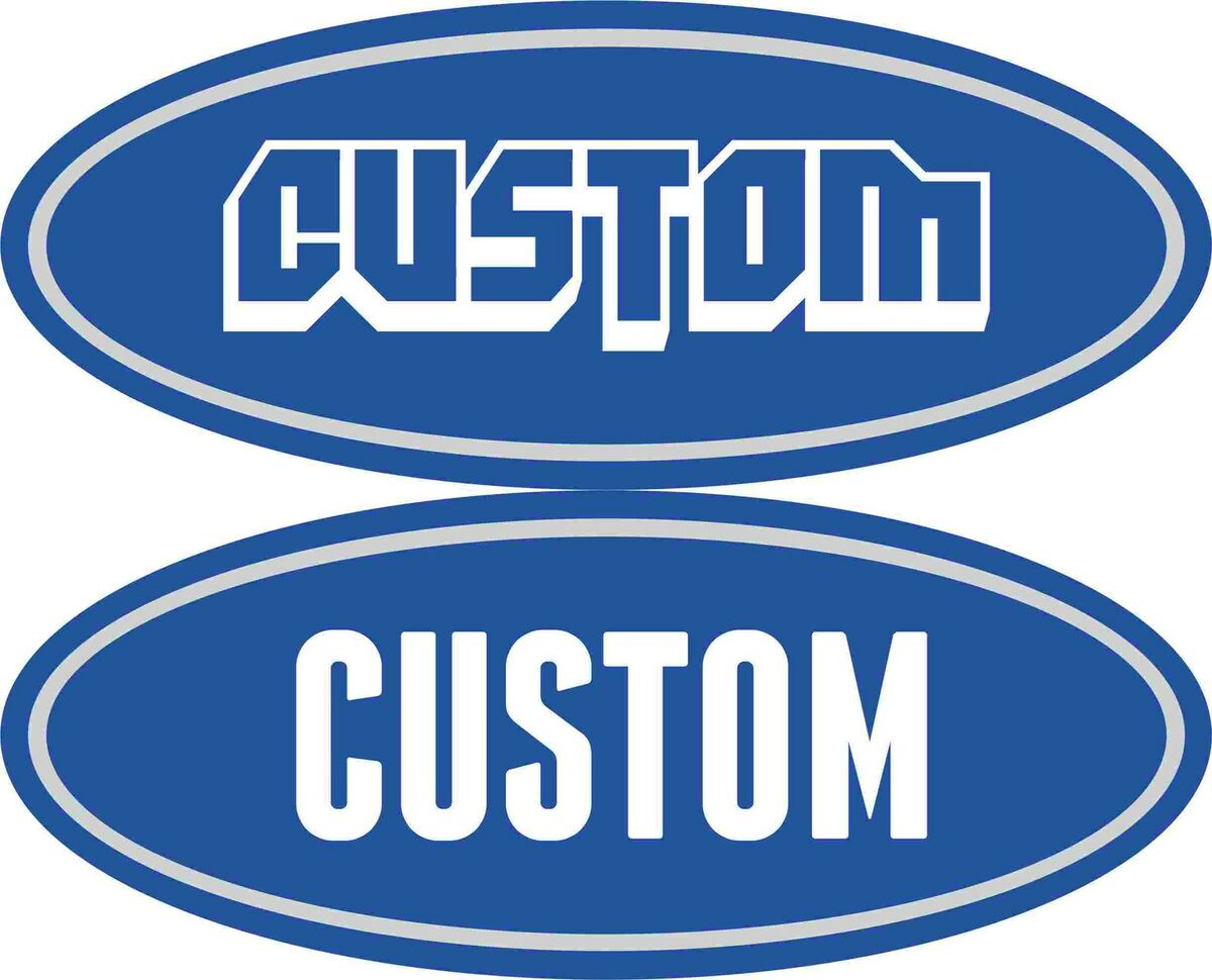 Ford Service Decals : Peterbily decal for ford autos post