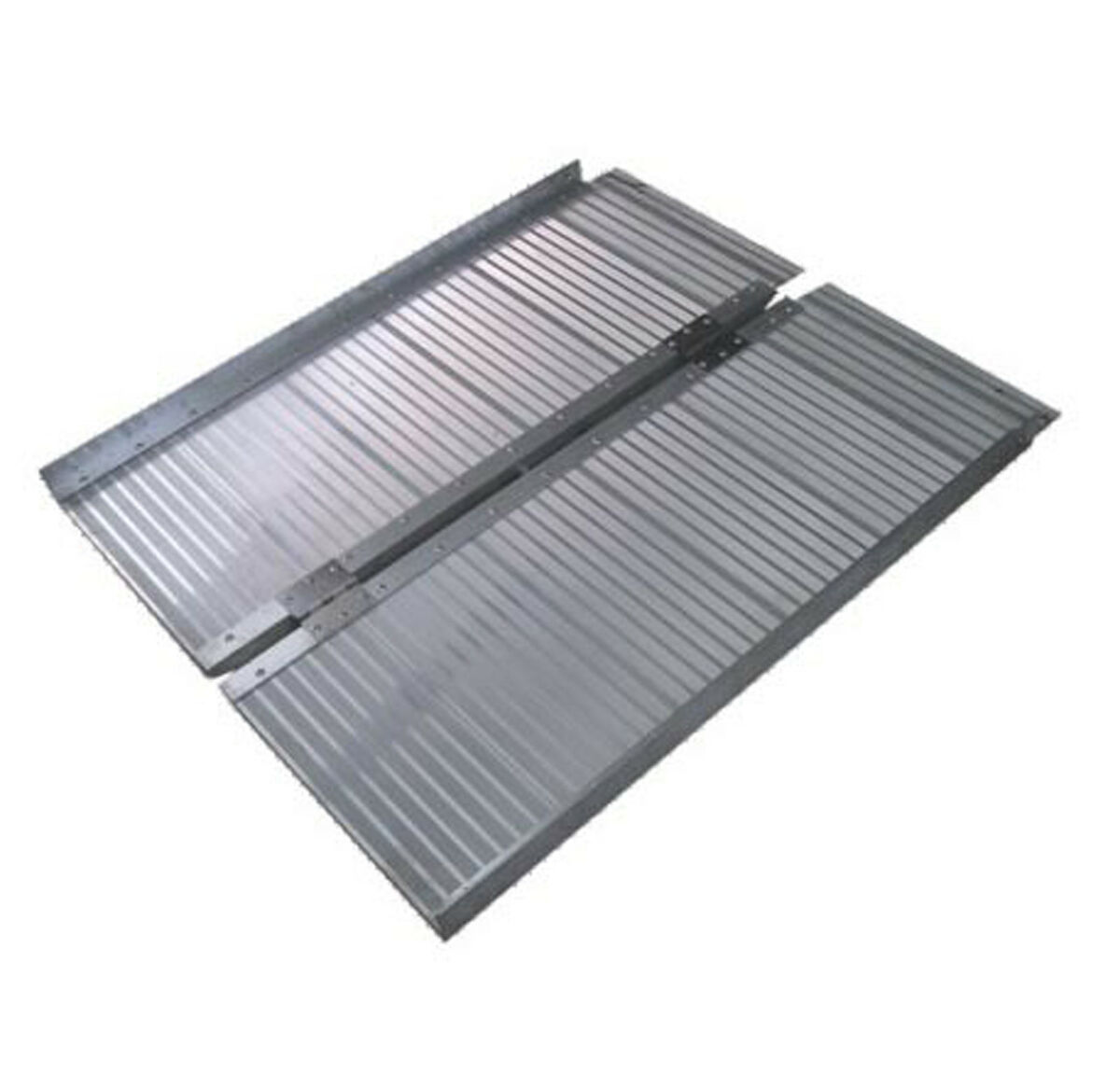 Foot aluminum folding wheelchair ramp mobility scooter for Aluminum wheel chair ramps