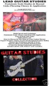 2 HUGE ROCK ELECTRIC GUITAR LESSONS BOOKS SCALES TABS in Musical Instruments & Gear, Instruction Books, CDs & Video, Guitar | eBay