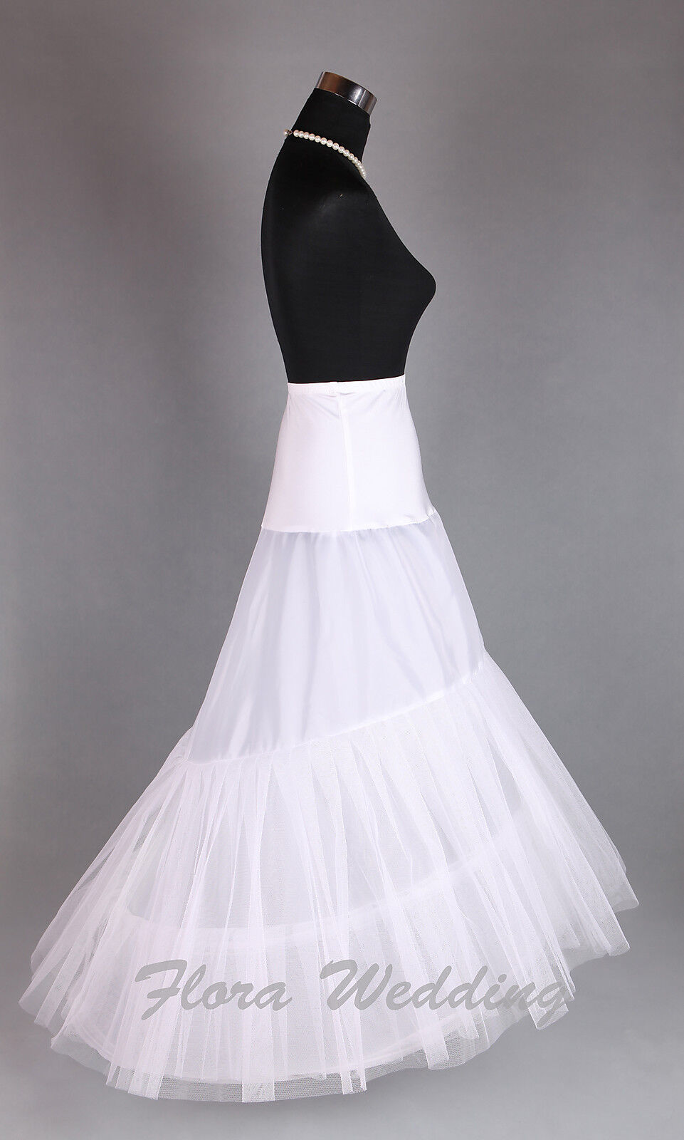 Wedding Petticoat Bridal Hoop Hoopless Crinoline Prom