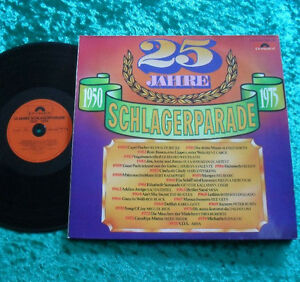 2-LP-25-Jahre-Schlagerparade-1950-1975-mit-Beatles-Aint-she-sweet