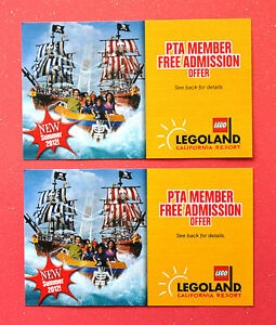Legoland Tickets Buy One Get One Free