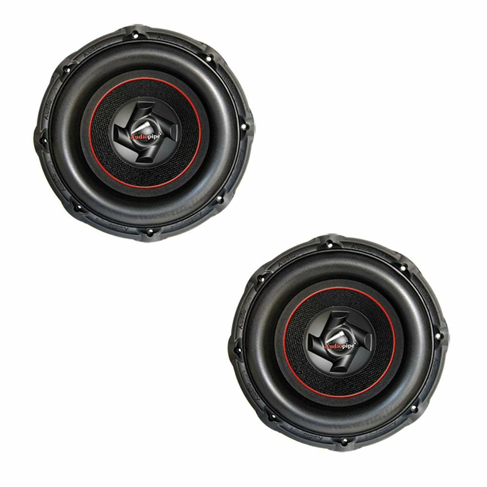 15quot 2000 Watt 4ohm Sub Dvc Car Subwoofer 2200w Amp Wiring Kit For Subwoofers And An