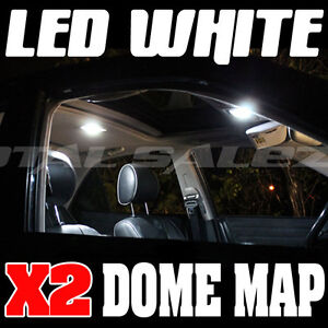 White Interior Doors on New White Led Interior Dome Map Door Light Kit Bulb Lamp Hid Xenon