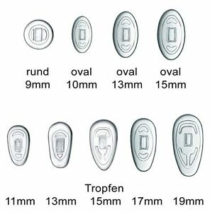 2-Paar-4-Stueck-Nasenpads-Nasenstege-Silikon-Klicksystem-in-versch-Groessen
