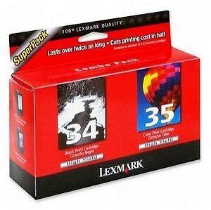 2-Pack 34XL, 35XL (18C0535) Color/Black ...