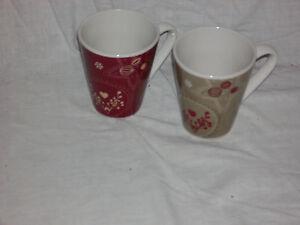 2 Potts / Pott / Tassen / Kaffeetassen / Kaffeepott neu!!! - Deutschland - 2 Potts / Pott / Tassen / Kaffeetassen / Kaffeepott neu!!! - Deutschland