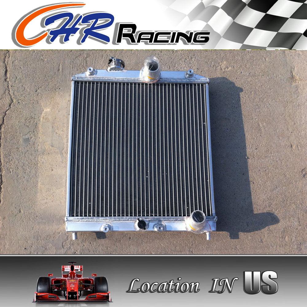 3 ROW For 92-00 ALUMINUM RADIATOR Honda Civic EK EG D15
