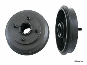 2 rear ford focus 2000 2001 2002 2003 2004 2005 2006 2007 rear brake drum ebay. Black Bedroom Furniture Sets. Home Design Ideas