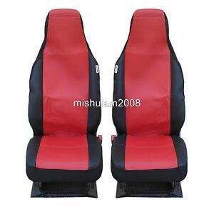 2 sitzbez ge schonbez ge schonbezug rot einteilig f r seat. Black Bedroom Furniture Sets. Home Design Ideas