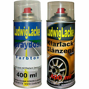2-SPRAY-Metalliclack-auch-Pearllack-AUTOLACK-SET-in-WUNSCHFARBE