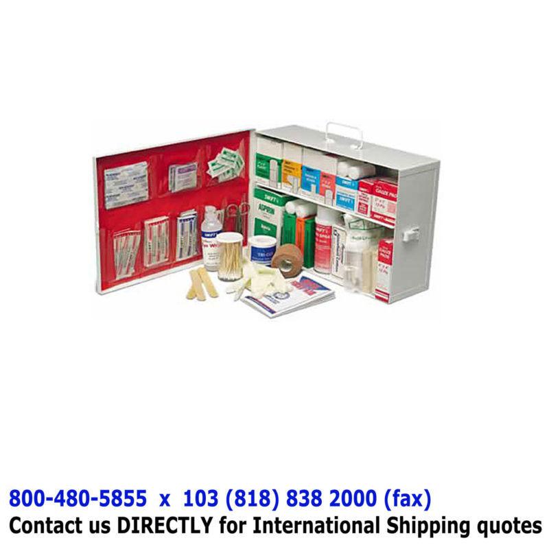 First aid cabinet supplies list yahoo