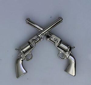2 st ck western concho revolver colt concha nieten zum. Black Bedroom Furniture Sets. Home Design Ideas
