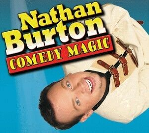 2 VIP TICKETS TO NATHAN BURTON COMEDY MAGIC IN LAS VEGAS in Tickets, Other | eBay
