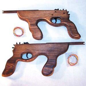 Rubber Band Machine Gun Shooter