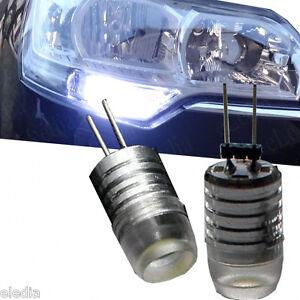 2 ampoules hp24 feux de jour diurne roulage led puissant blanc pur hp 24 24w - Gaziniere bompani 5 feux ...