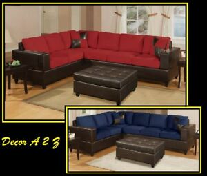 Sofa Sectionals Special Price 2 Pcs Microfiber