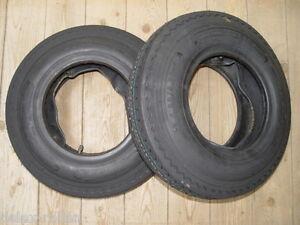 2-x-SET-Reifen-Schlauch-4-80-4-00-8-TK-335-kg-Anhaengerreifen-DDR-HP-Anhaenger