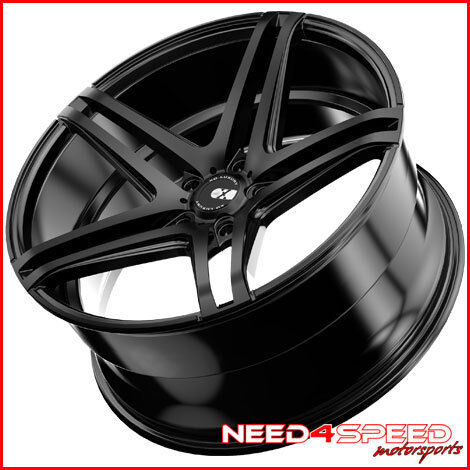 "20"" 2013 Lexus gs350 GS450 GS XO Caracas Matte Black Staggered Wheels Rims"