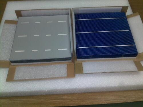 20-4.1watt 17.6% A Grade Multi Solar Cell 6x6 (4w Each Cell) 3 Bus Bars in Business & Industrial, Fuel & Energy, Alternative Fuel & Energy | eBay