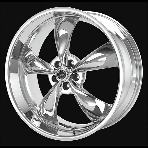American Racing Torque Thrust Wheels New Chevrolet Camaro SS