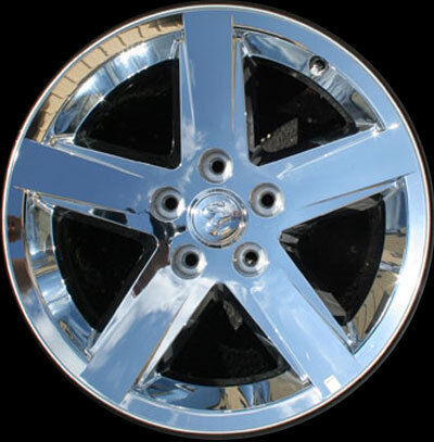 20 Chrome Alloy Wheels Rims 2002 2011 Dodge Ram 1500 Brand New