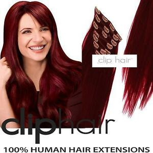 Plum red clip in hair extensions indian remy hair plum red clip in hair extensions 26 pmusecretfo Image collections