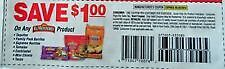 20 Coupons save $1.00 on any EL MONTEREY Product expires 5/28/2013 in Home & Garden, Food & Beverages, Food Coupons | eBay