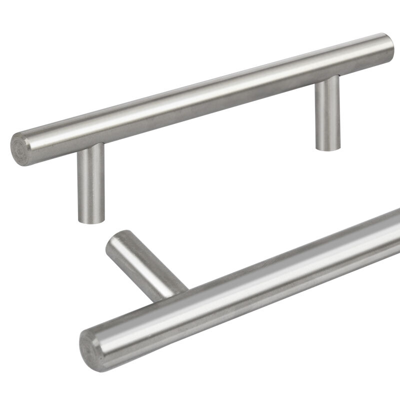 Stainless Steel T Bar Modern Kitchen Cabinet Door Handles: TOP Modern Kitchen Cabinet Door Handles Stainless Steel T