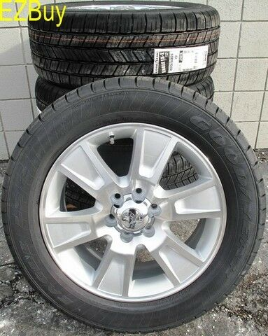 """20"""" Ford F150 Factory Style Wheels Rims Goodyear Tires 3787 Will Fit 2004 2013"""