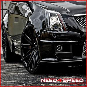 Honda Accord Coupe Accessories 20 034 Honda Accord Coupe XO Milan Concave Matte Black Staggered ...