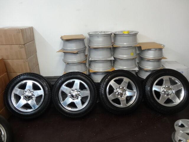 20 inch Chevrolet 2500 3500 Silverado GMC Denali Sierra Factory Wheels Rims