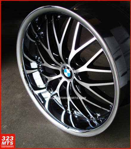 20 Inch Rims Wheels Bmw 3 5 6 7 Series Z4 E34 E39 E60