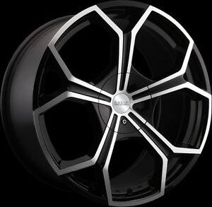 Ford edge 20 inch black rims houston