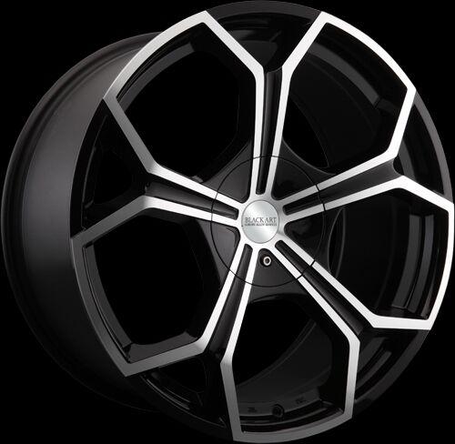 20 Inch Black Art Tux Wheels Rims Ford Mustang Taurus Edge Explorer